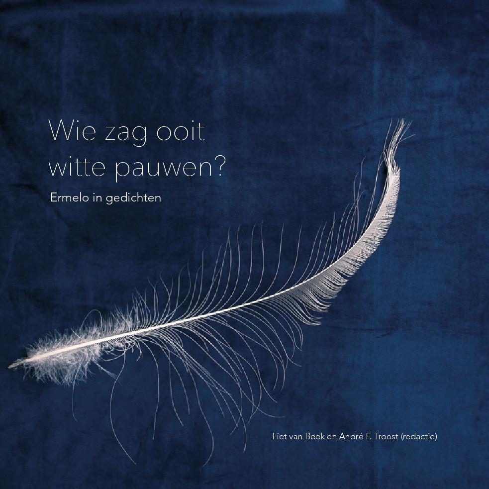 Wie zag ooit witte pauwen?